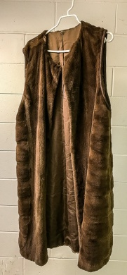 Refurbished Fur Coat